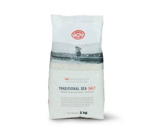画像1: トラディショナルシーソルト 粗塩 1Kg (1)